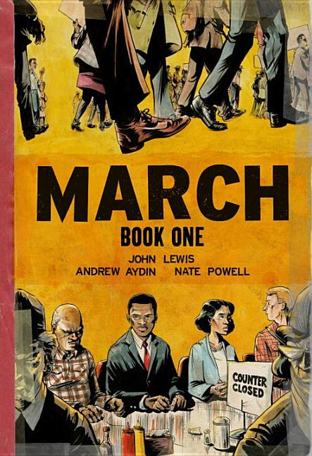 March Book 1. Andrew Aydin John Lewis.