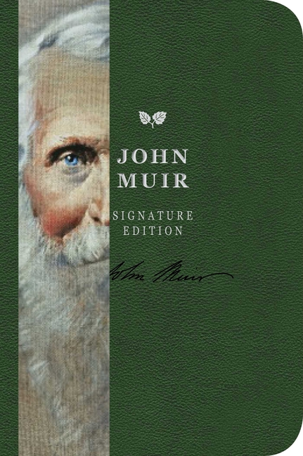 John Muir Signature Notebook (6) (The Signature Notebook Series). Cider Mill Press