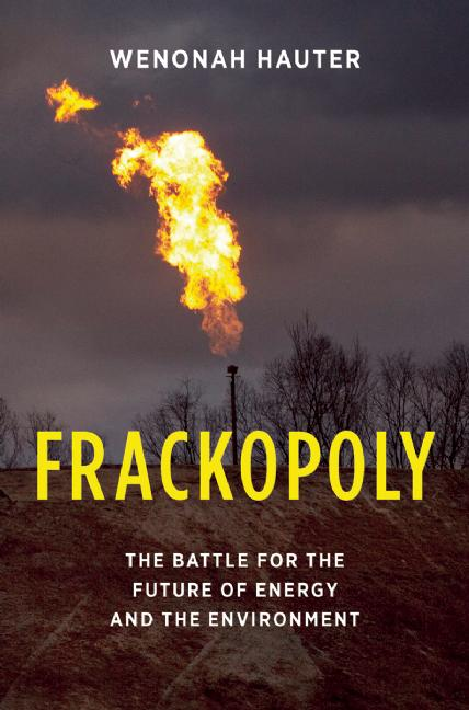 Frackopoly: The Battle for the Future of Energy and the Environment. Wenonah Hauter.