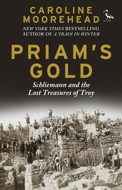 Priam's Gold: Schliemann and the Lost Treasures of Troy. Caroline Moorehead.