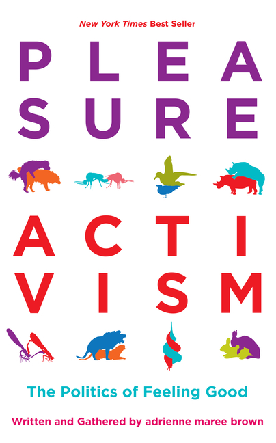 Pleasure Activism: The Politics of Feeling Good (Emergent Strategy