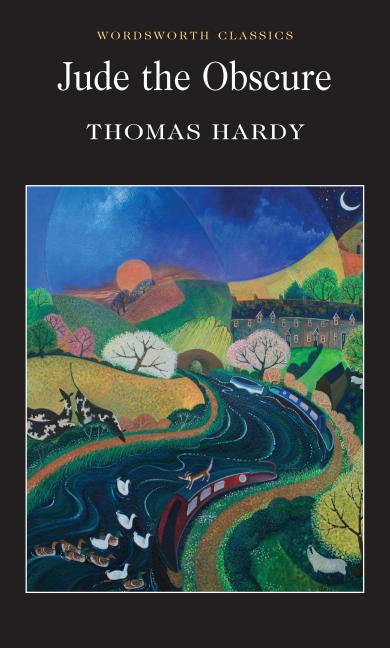 Jude the Obscure (Wordsworth Collection). THOMAS HARDY
