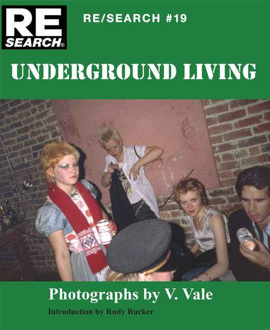 Underground Living (RE/Search