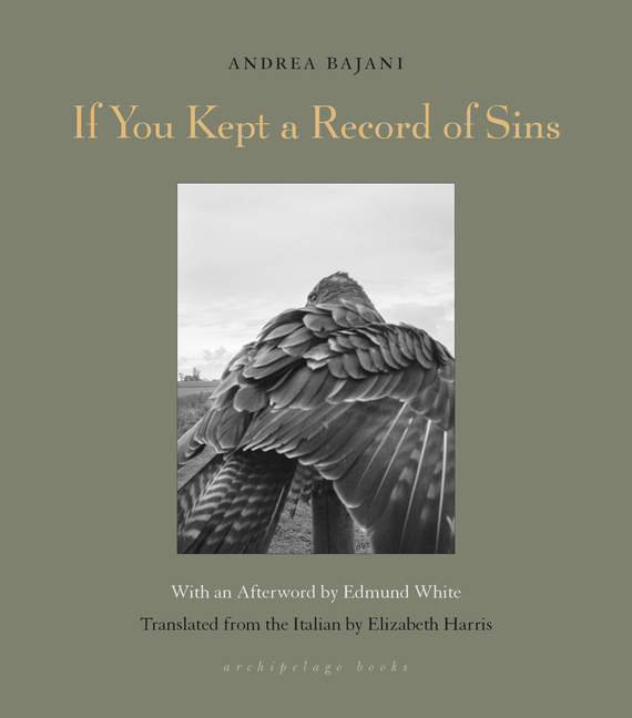 If You Kept a Record of Sins. Andrea Bajani