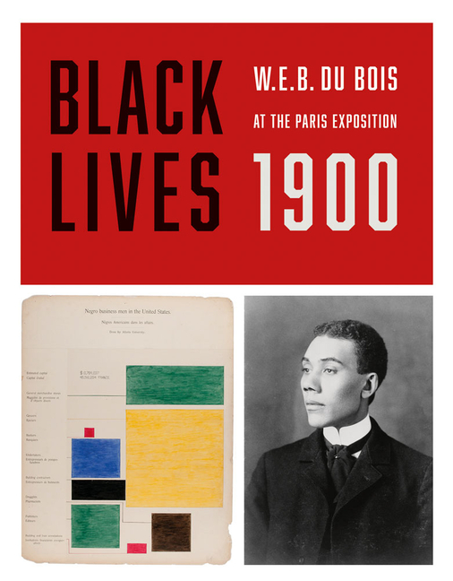 Black Lives 1900: W.E.B. Du Bois at the Paris Exposition. W. E. B. Du Bois