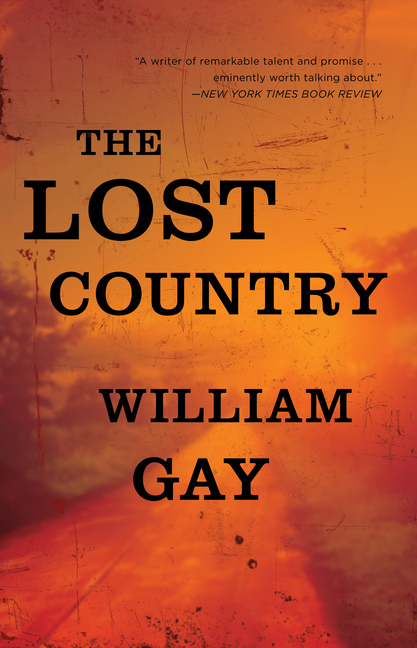 The Lost Country. William Gay.