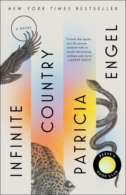 Infinite Country. Patricia Engel