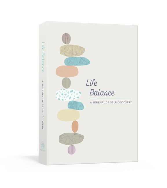 Life Balance: A Journal of Self-Discovery. Potter Gift