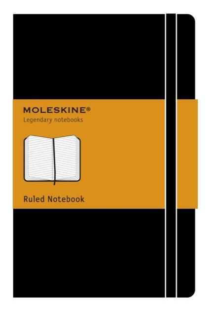 Moleskine Ruled Notebook