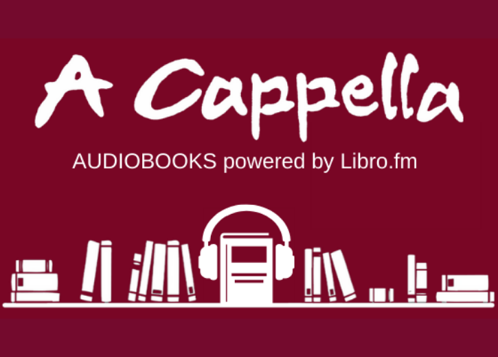 Audiobooks Available from Libro.fm
