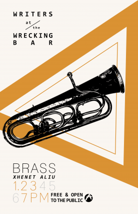 Writers At The Wrecking Bar | Brass by Xhenet Aliu