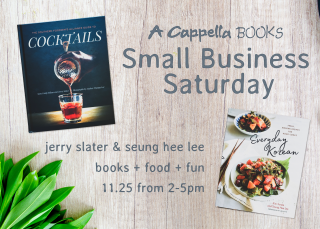 Small Business Saturday with Jerry Slater and Seung Hee Lee
