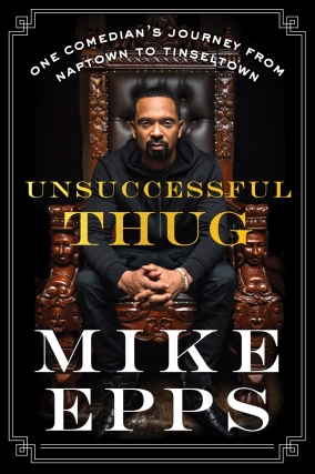 Meet Mike Epps at A Cappella Books