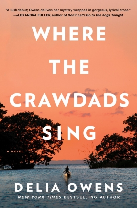 Delia Owens | Where the Crawdads Sing