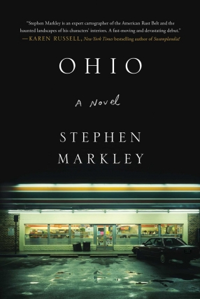 Writers at the Wrecking Bar | Stephen Markley | Ohio