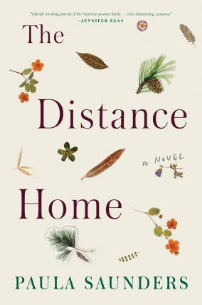 Writers at the Wrecking Bar | Paula Saunders | The Distance Home