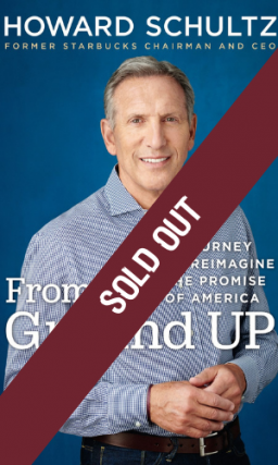 Howard Schultz | From the Ground Up