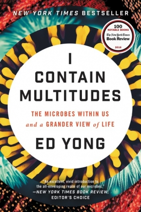 Atlanta Science Festival Presents: Ed Yong | I Contain Multitudes