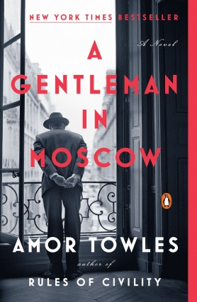 MJCCA Page from the Book Festival Presents Amor Towles - A Gentleman in Moscow