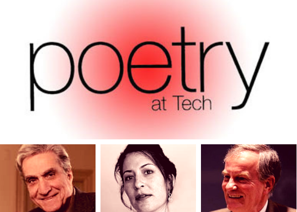 Poetry @ Tech's McEver Poetry Reading