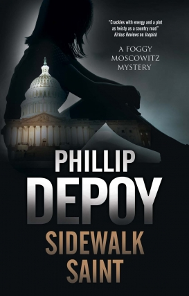 Writers at the Wrecking Bar Presents Phillip DePoy - Sidewalk Saint