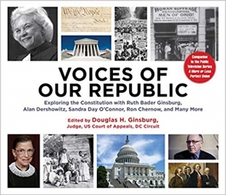 Judge Douglas H. Ginsburg - Voices of Our Republic