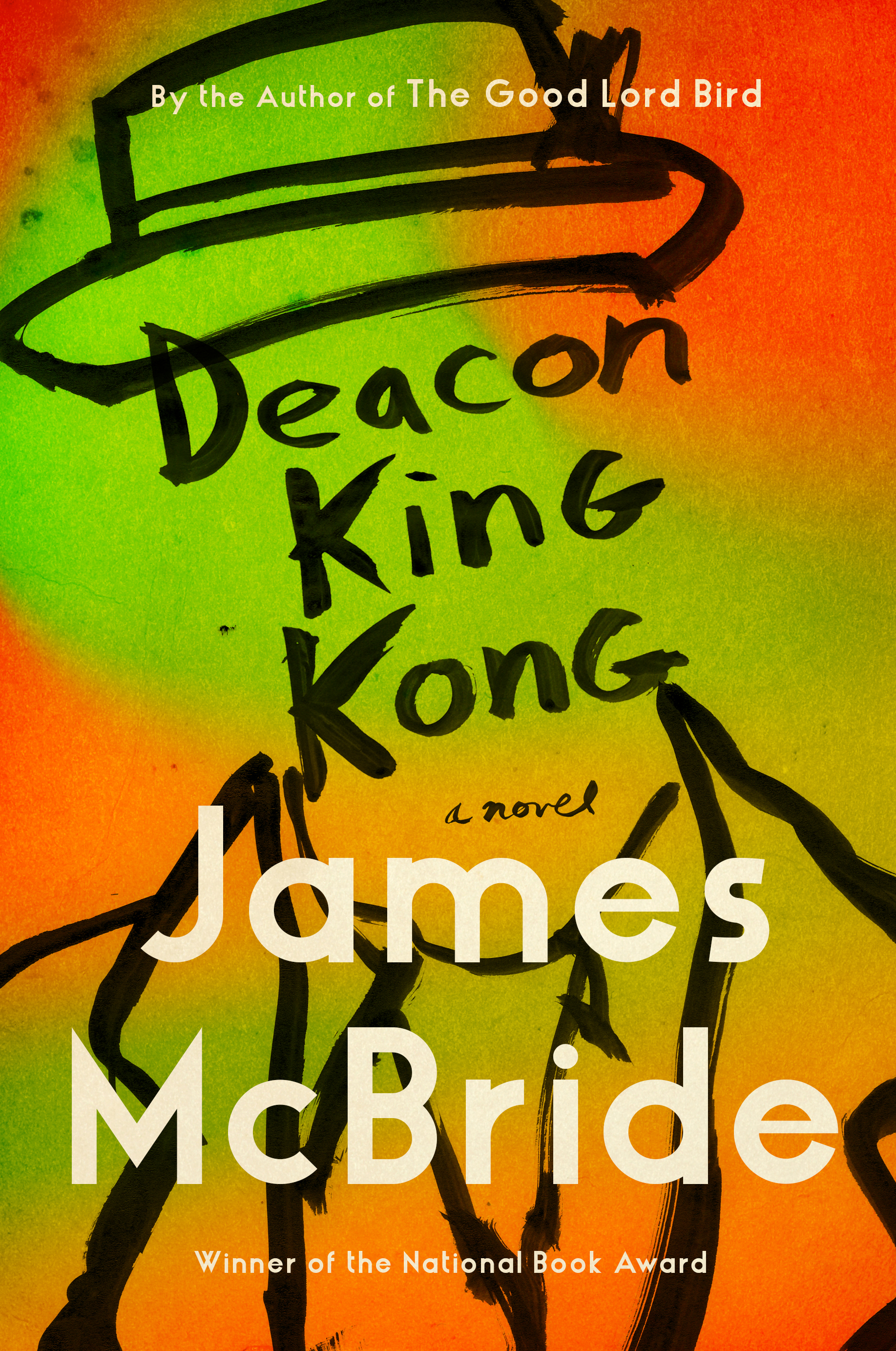 James McBride - Deacon King Kong Virtual Event