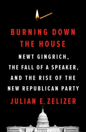 Julian Zelizer - Burning Down the House Virtual Event