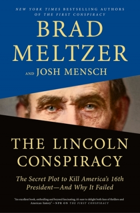 Brad Meltzer - The Lincoln Conspiracy Virtual Event