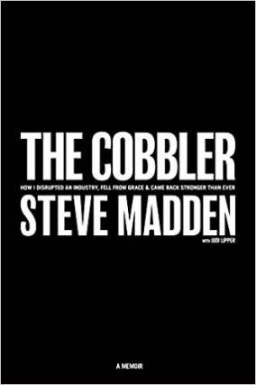 MJCCA Book Fest In Your Living Room Live Presents Steve Madden - The Cobbler Virtual Event