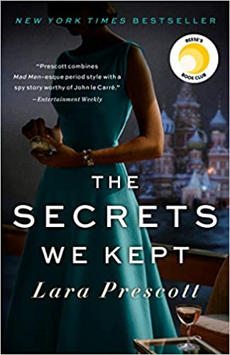 Lara Prescott - The Secrets We Kept Virtual Event