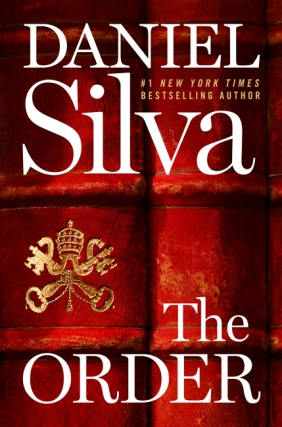 "The MJCCA ""In Your Living Room Live"" Series: Daniel Silva - The Order Virtual Event"