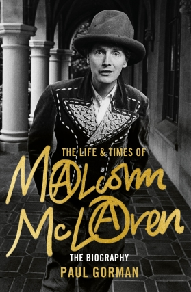 Paul Gorman - The Life and Times of Malcolm McLaren Virtual Event