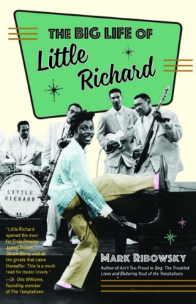 POSTPONED! Mark Ribowsky - The Big Life of Little Richard Virtual Event