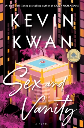 MJCCA Book Fest In Your Living Room Presents Kevin Kwan - Sex and Vanity Virtual Event