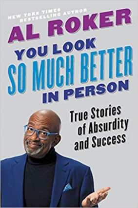 MJCCA Book Fest In Your Living Room Presents Al Roker - You Look So Much Better In Person Virtual Event