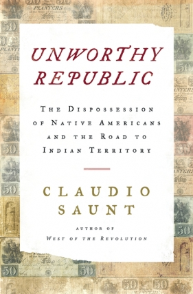 Claudio Saunt - Unworthy Republic Virtual Event