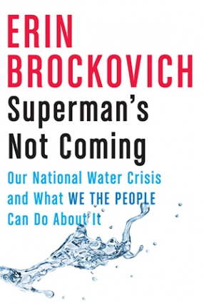 MJCCA Book Fest In Your Living Room Presents Erin Brockovich - Superman's Not Coming Virtual Event