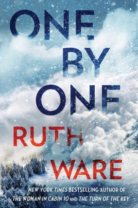 MJCCA Book Fest In Your Living Room Live Presents Ruth Ware and David Baldacci - One by One Virtual Event