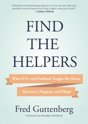 MJCCA Book Fest In Your Living Room Live Presents Fred Guttenberg - Find the Helpers Virtual Event