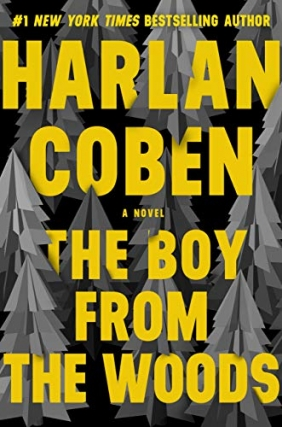 MJCCA Book Fest In Your Living Room Live Presents Harlan Coben and Emily Giffin - The Boy From the Woods Virtual Event