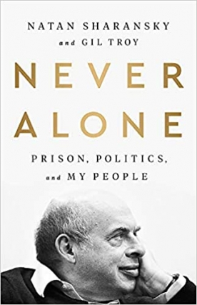 MJCCA Book Fest In Your Living Room Live Presents Natan Sharansky and Gil Troy - Never Alone Virtual Event