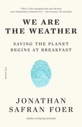 MJCCA Book Fest In Your Living Room Live Presents Jonathan Safran Foer - We are the Weather Virtual Event