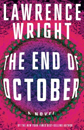 MJCCA Book Fest In Your Living Room Live Presents Lawrence Wright - The End of October Virtual Event