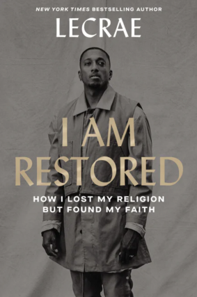 Lecrae - I Am Restored Virtual Event