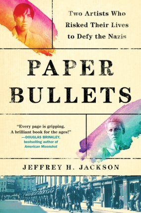 Jeffrey H. Jackson - Paper Bullets Virtual Event
