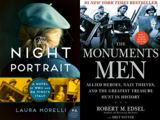 An Evening with Laura Morelli and Robert Edsel - DeKalb Library Foundation Virtual Fundraiser Event
