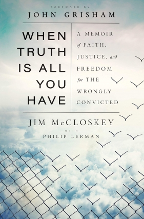 MJCCA Book Fest In Your Living Room Live Presents Jim McCloskey and Philip Lerman - When Truth is All You Have Virtual Event
