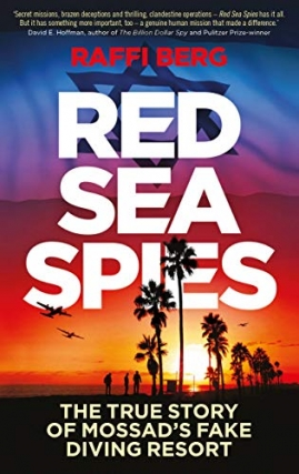 MJCCA Book Fest In Your Living Room Live Presents Raffi Berg - Red Sea Spies Virtual Event