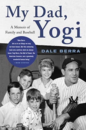 MJCCA Book Fest In Your Living Room Live Presents Dale Berra - My Dad Yogi Virtual Event